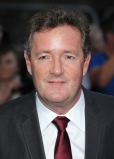 Piers Morgan arriving at The Pride of Britain Awards 2011, Grosvenor House Hotel, London.